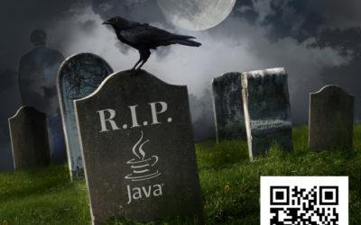 Java is Dead